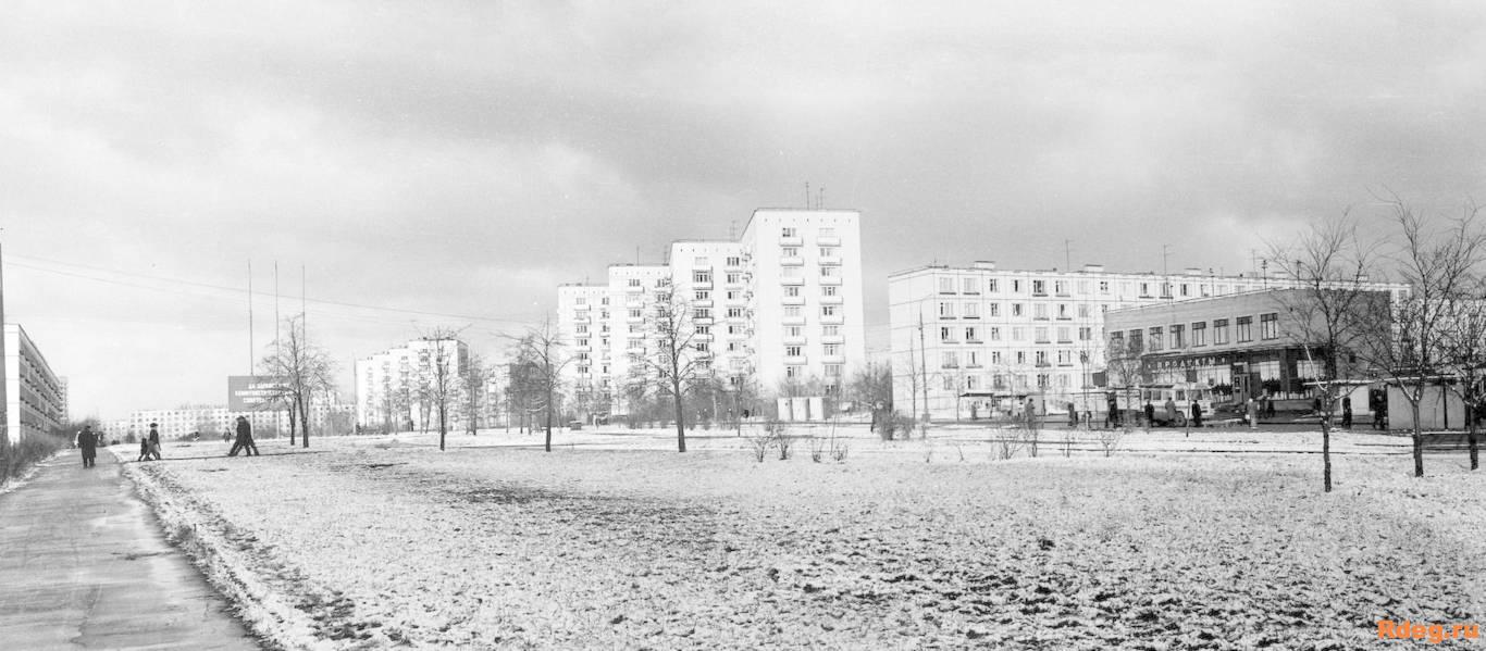 Бескудниковский бульвар 1972-1974г.jpg