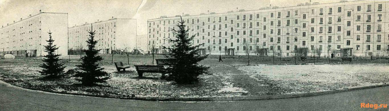 Дегунино-Бескудниково, микрорайон 5 1965г.jpg