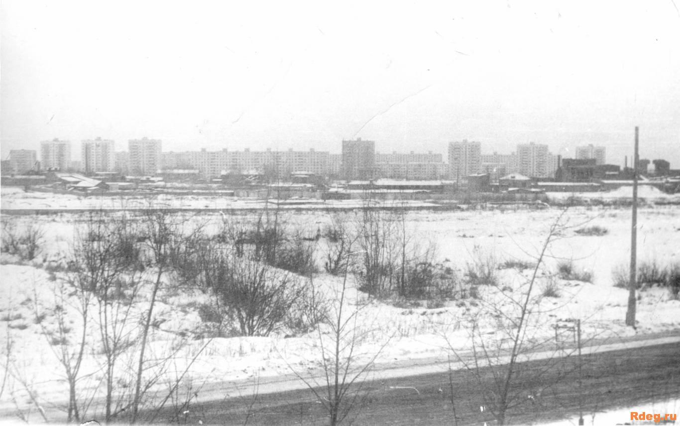 Вид на Керамический завод и Савеловскую ветку 1970г.jpg