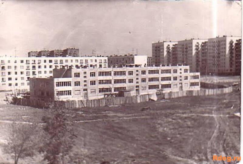 Бескудниково, строительство детского сада-519 1965г.jpg