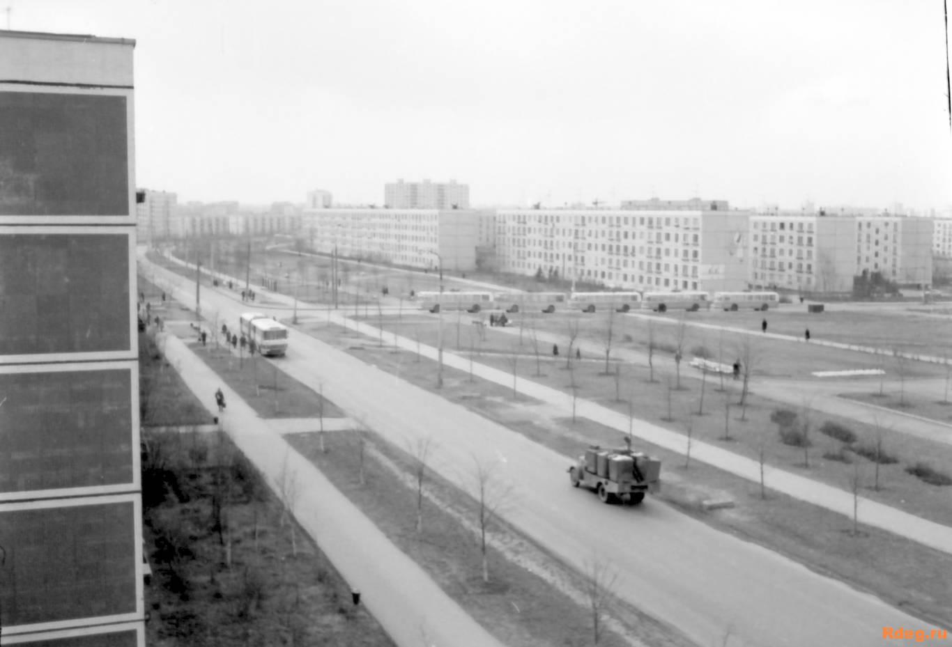 Бескудниковский бульвар 1965-1975г.jpg