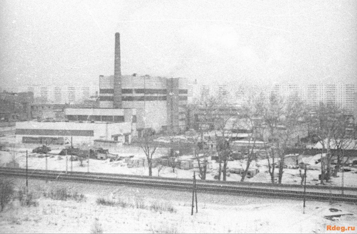 Вид на линию Савеловской ж-д между станциями -Окружная- и -Дегунино- 1978г.jpg