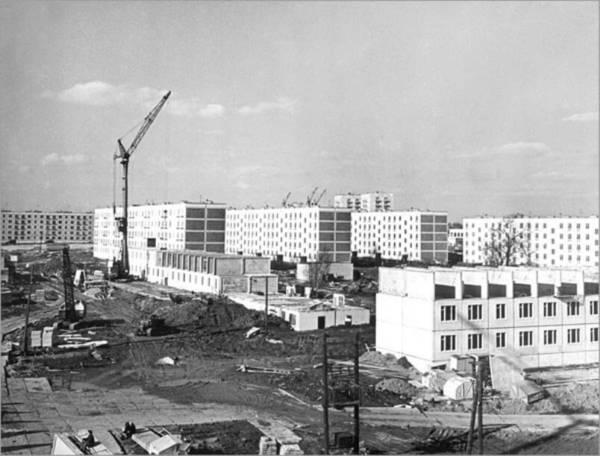Бескудниковский бульвар, дома 17, 19, 21 1966г.jpg