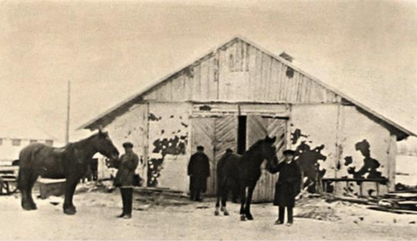 Конюшня в деревне Бескудниково 1934-1960г.png