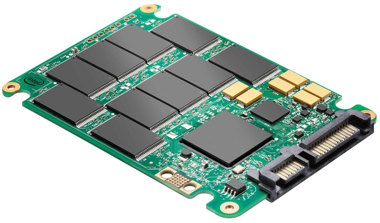 Повреждение логической структуры диска SSD