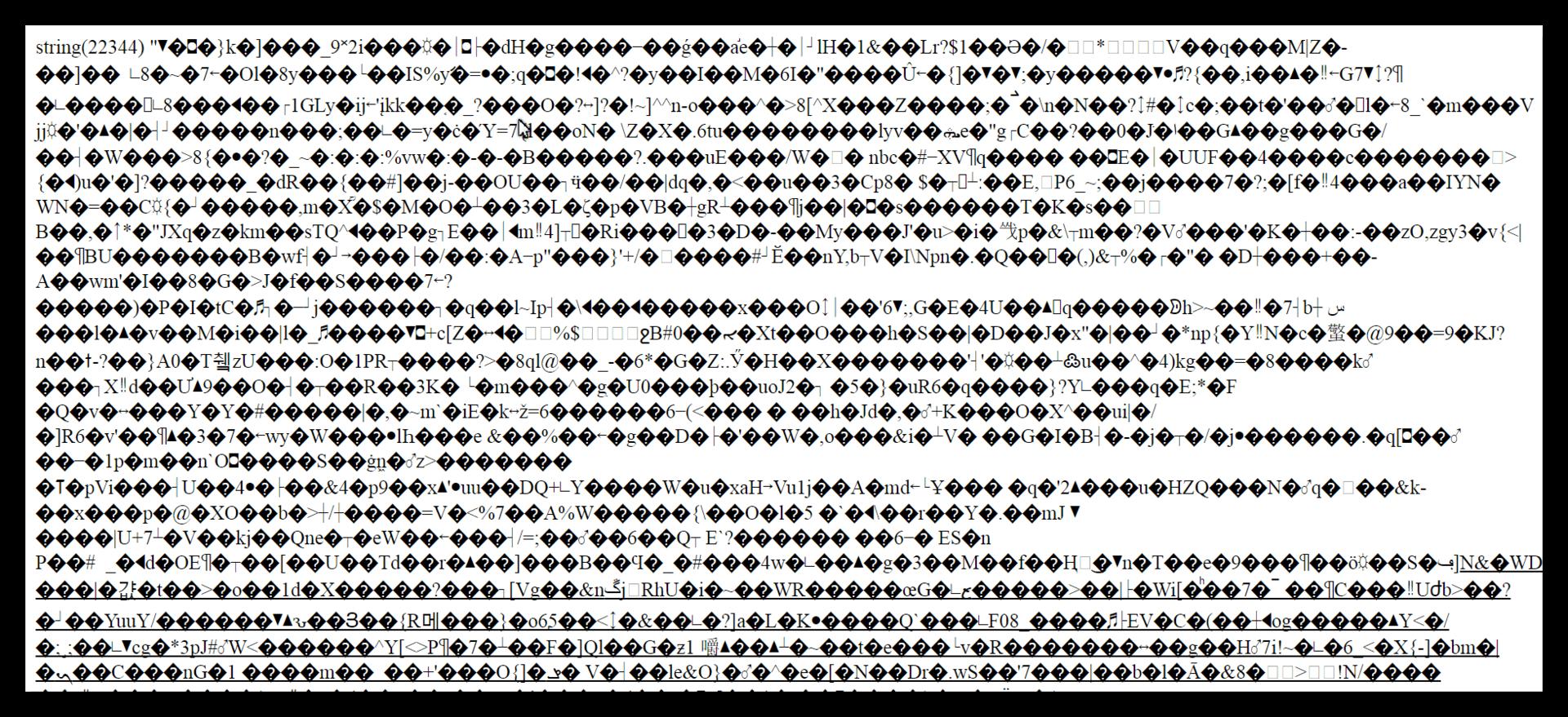 Текстовые файлы и кодировка